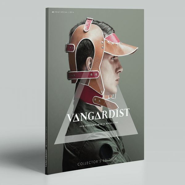 Vangardist Print Issue 2 Collectors Edition