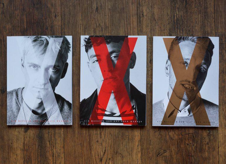 AXE Magazin Vangardist