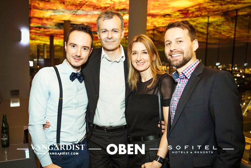 OBEN Afterwork Sofitel Vangardist Local Heroes