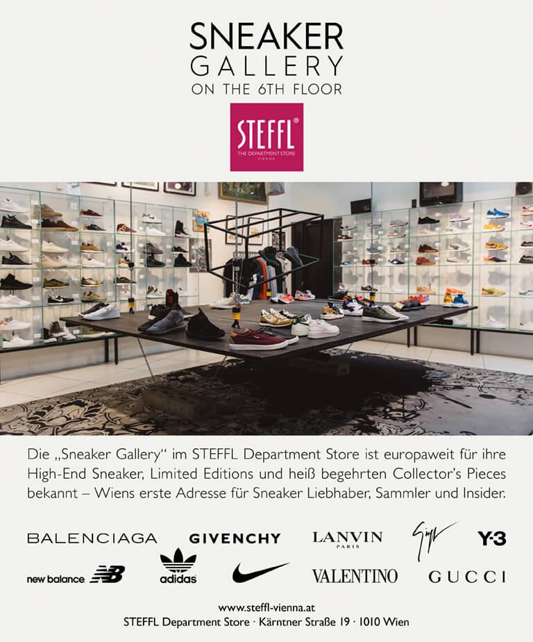 schneller kurs vintage interieur design, issue 64 the sneaker edition - vangardist magazine, Design ideen