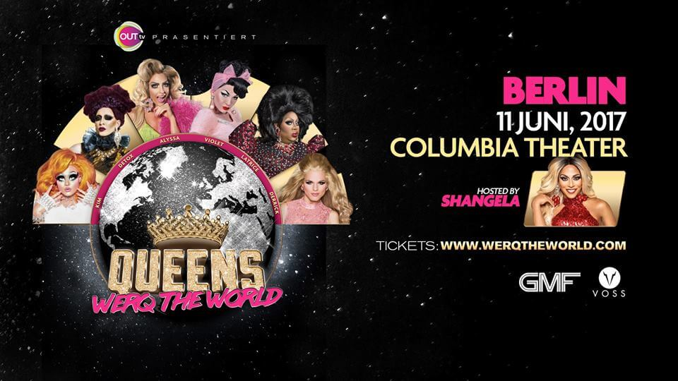 Event Details Rupaul S Drag Race