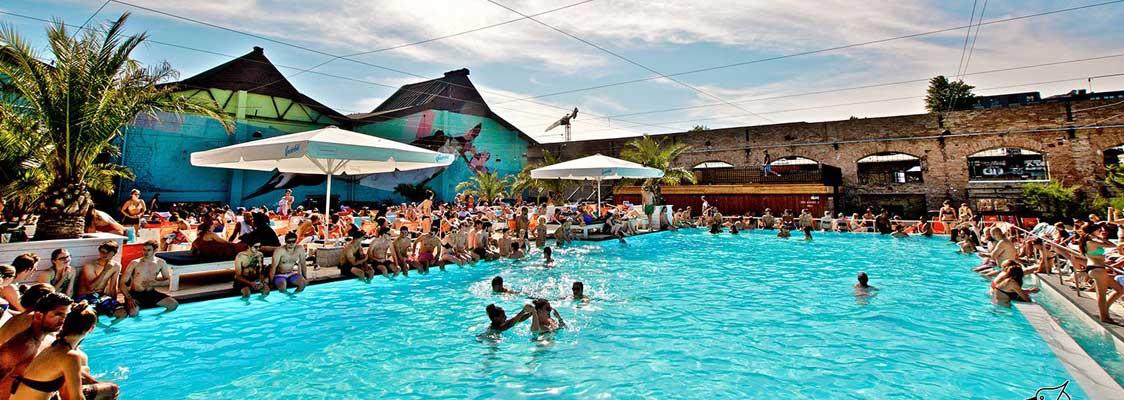 Latin Resort Party